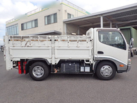 HINO Dutro Flat Body (With Power Gate) SJG-XKU600M 2011 79,000km_5