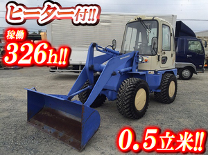 MITSUBISHI HEAVY INDUSTRIES  Excavator Loader WS310-2  326h_1