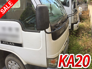 NISSAN Atlas Flat Body TC-SH2F23 2004 31,918km_1