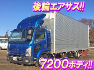 Forward Aluminum Van_1
