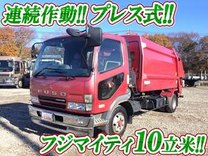 MITSUBISHI FUSO Fighter Garbage Truck PA-FK71RG 2005 -_1