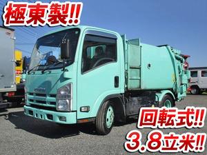 ISUZU Elf Garbage Truck BKG-MNR85AN 2010 77,000km_1