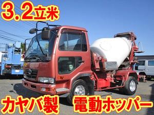 UD TRUCKS Condor Mixer Truck BDG-MK36C 2007 166,517km_1
