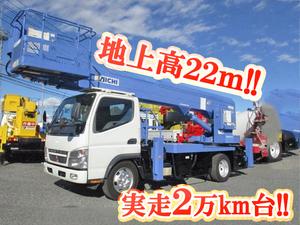 MITSUBISHI FUSO Canter Cherry Picker PA-FE73DEY 2007 27,833km_1
