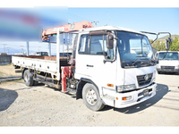 UD TRUCKS Condor Truck (With 4 Steps Of Unic Cranes) BDG-MK36C 2007 100,979km_3