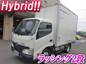TOYOTA Toyoace Panel Van SJG-XKC605 2012 95,000km_1