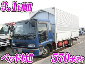 ISUZU Forward Aluminum Wing PB-FRR35K3 2004 389,059km_1
