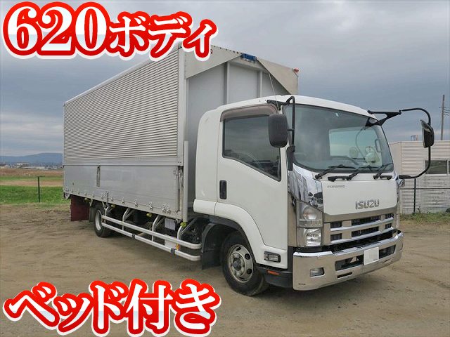 ISUZU Forward Aluminum Wing SKG-FRR90S2 2012 265,818km_1