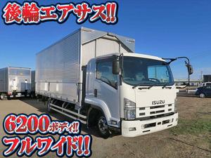 ISUZU Forward Aluminum Wing TKG-FRR90T2 2014 366,488km_1