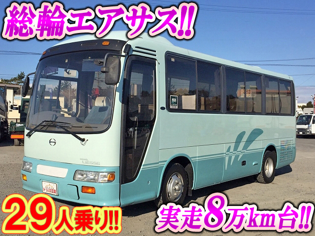 HINO Liesse Micro Bus KC-RX4JFAA 1996 81,933km_1
