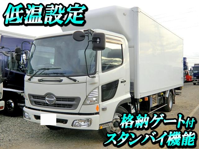 HINO Ranger Refrigerator & Freezer Truck ADG-FC7JJWA 2006 655,000km_1