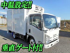 ISUZU Elf Refrigerator & Freezer Truck TKG-NMR85AN 2012 -_1
