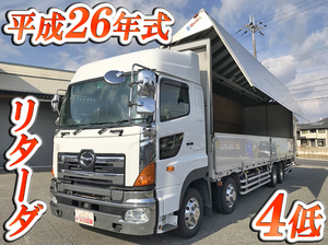 HINO Profia Aluminum Wing QKG-FW1EXBG 2014 627,462km_1