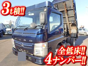 MITSUBISHI FUSO Canter Dump SKG-FBA60 2011 71,000km_1