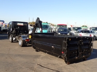 MITSUBISHI FUSO Canter Container Carrier Truck TKG-FBA50 2015 1,000km_3