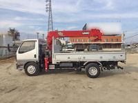 MITSUBISHI FUSO Canter Truck (With 6 Steps Of Unic Cranes) KC-FE648E 1996 150,678km_5