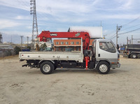MITSUBISHI FUSO Canter Truck (With 6 Steps Of Unic Cranes) KC-FE648E 1996 150,678km_7