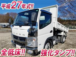 MITSUBISHI FUSO Canter Dump TKG-FBA30 2015 12,887km_1