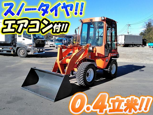 TOYOTA  Excavator Loader 6SDTL8  508h_1