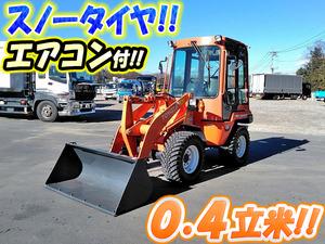 TOYOTA Excavator Loader_1
