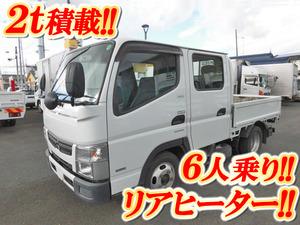MITSUBISHI FUSO Canter Double Cab SKG-FBA20 2011 -_1