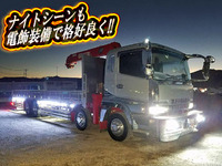 MITSUBISHI FUSO Super Great Truck (With 5 Steps Of Unic Cranes) KL-FS54JVZ 2004 169,235km_3