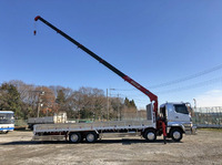 MITSUBISHI FUSO Super Great Truck (With 5 Steps Of Unic Cranes) KL-FS54JVZ 2004 169,235km_8