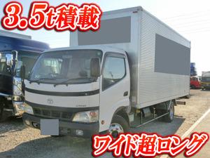 TOYOTA Dyna Aluminum Van PB-XZU424 2005 47,000km_1