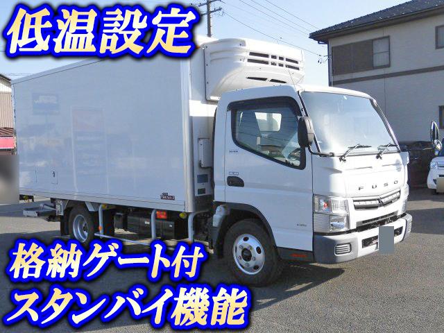 MITSUBISHI FUSO Canter Refrigerator & Freezer Truck TKG-FEB50 2012 44,322km_1