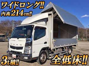 MITSUBISHI FUSO Canter Aluminum Wing SKG-FEB50 2011 306,949km_1