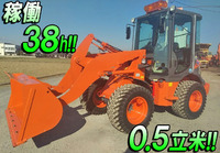 HITACHI  Wheel Loader ZW40 2015 37h_1