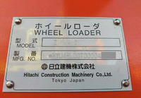 HITACHI  Wheel Loader ZW40 2015 37h_24