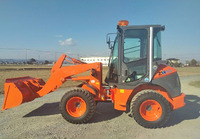 HITACHI  Wheel Loader ZW40 2015 37h_4