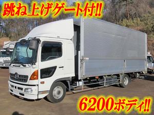 HINO Ranger Aluminum Wing BDG-FD7JLWA 2007 456,550km_1