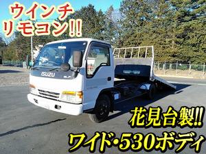 ISUZU Elf Safety Loader U-NPR66PVN (KAI) 1994 54,930km_1