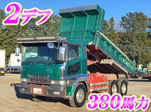MITSUBISHI FUSO Super Great Dump PJ-FV50JX 2007 541,469km_1