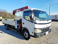 HINO Dutro Truck (With 5 Steps Of Unic Cranes) PB-XZU433M 2004 143,307km_3
