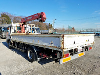 HINO Dutro Truck (With 5 Steps Of Unic Cranes) PB-XZU433M 2004 143,307km_4