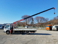 HINO Dutro Truck (With 5 Steps Of Unic Cranes) PB-XZU433M 2004 143,307km_6