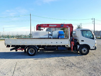 HINO Dutro Truck (With 5 Steps Of Unic Cranes) PB-XZU433M 2004 143,307km_7