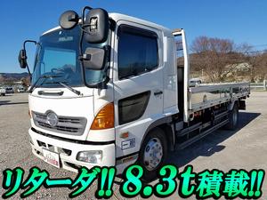 HINO Ranger Flat Body KS-FE8JKFA 2005 570,355km_1