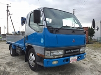 MITSUBISHI FUSO Canter Truck (With 3 Steps Of Cranes) KK-FE51CBT 1999 29,568km_3