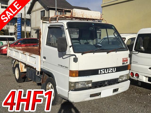 ISUZU Elf Dump U-NKR66ED 1991 104,041km_1