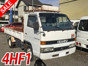 ISUZU Elf Dump U-NKR66ED 1991 -_1