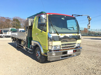 MITSUBISHI FUSO Fighter Truck (With 5 Steps Of Unic Cranes) PA-FK61FJ 2004 341,330km_3