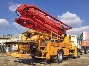 Forward Concrete Pumping Truck_2