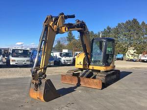 CAT  Mini Excavator 308CSR  4,411h_1