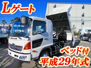 HINO Ranger Dump TKG-FD9JDAA 2017 1,000km_1