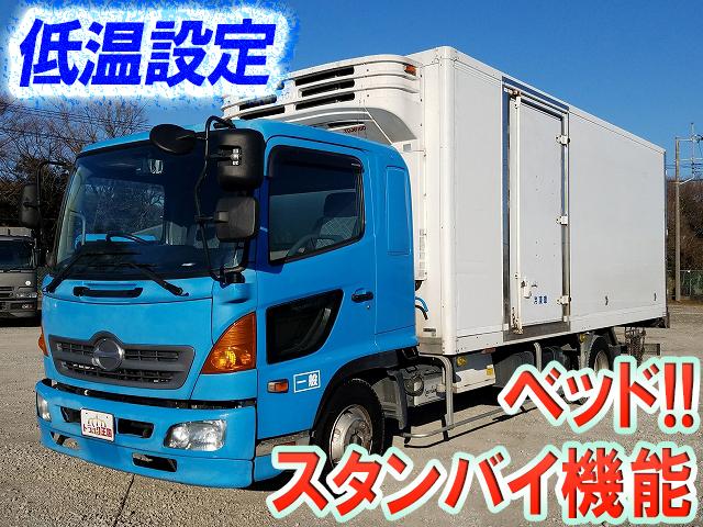 HINO Ranger Refrigerator & Freezer Truck ADG-FD7JKWA 2005 385,382km_1