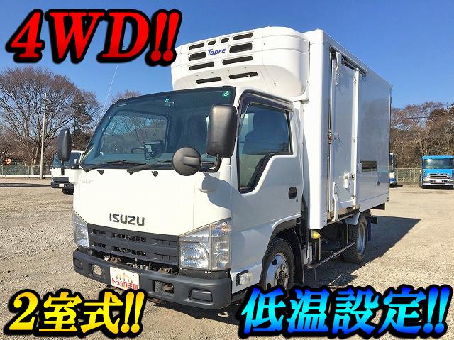 ISUZU Elf Refrigerator & Freezer Truck TKG-NJS85AN 2012 196,005km_1